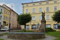Záběr z Malého náměstí.