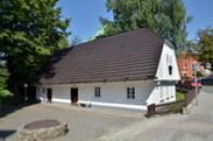 Rodný domek Aloise Jiráska.
