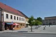 Severní část náměstí Československé armády.