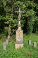 Kříž v západní části obce.