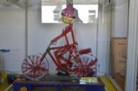 Model cyklisty.