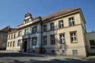 Pohled na budovu muzea.