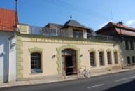 Muzeum knihařství.