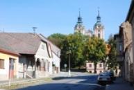 Barokní kostel sv. Havla.