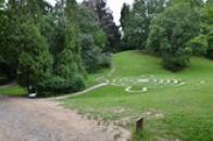 Piskovcový labyrint.