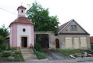 Kaple Panny Marie.
