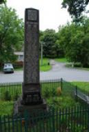 Památník obětí 1. světové války.