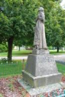 Památník obětí 1. sv. války.
