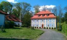 Bydliště Karla Schwarzenberga.
