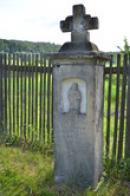 Kříž z roku 1867.