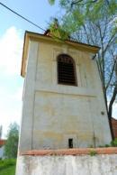 Zvonice u kostela sv. Víta.