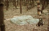 Gibbon - jeden ze dvou největších kamenů.
