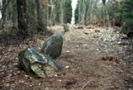 Kamenná památka na naše předky.