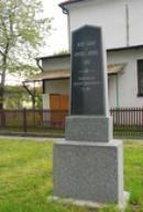 Pomník z roku 1907.