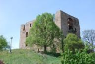 Hrad, na němž pobýval mistr Jan Hus...