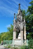 Pomník Karla Egona II. z Fürstenberka.