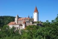 Jeden z nejstarších a nejvýznamnějších hradů českých knížat a králů.