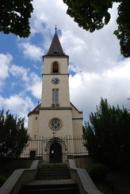 Opukový kostel sv. Markéty.