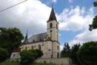 Opukový kostel sv. Markéty