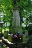 Památník padlých za 1. světové války.