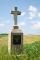 Křížek z roku 1893.