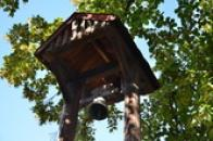 Detail zvoničky.