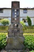 Památník padlým v Malinové.