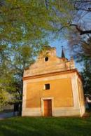 Kostel sv. Martina z roku 1774.