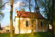 Kostel svatého Martina.