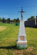 Křížek na okraji obce.