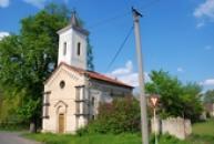 Kostelík svatého Prokopa.