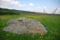 Čertův kámen nedaleko Mutějovic.