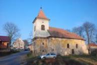 Kostel svaté Markéty.