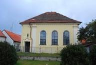Husův sbor (bývalá židovská synagoga).