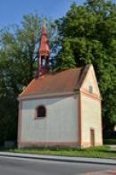 Kaple sv. Isidora.