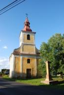 Kostel sv. Prokopa.