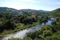Panorama s Berounkou...