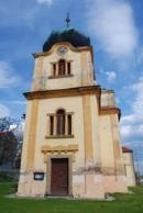 Kostel sv. Mikuláše.