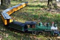 Ukázka vlakových modelů.