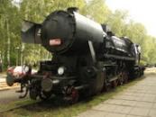 Železniční muzeum Lužná u Rakovníka