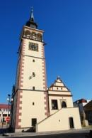 Radnice ze 16. století.