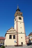 Radnice z 2. poloviny 16. století.