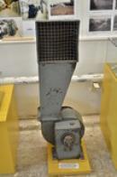Ventilátor objektu LO.