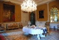 Zámecké interiéry...
