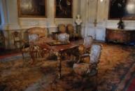 Interiéry zdejšího zámku.