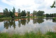 Zámecký rybník...