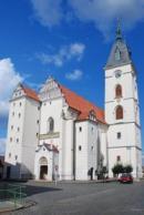 Děkanský kostel Narození Panny Marie.