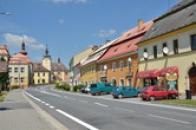 Moravské náměstí.