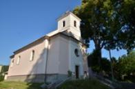 Kostel z roku 1790.