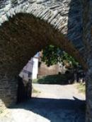 Brána do hradu.